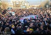 دانشگاه آزاد اسلامی 64 شهید مدافع حرم تقدیم انقلاب کرد