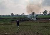 پاک فضائیہ کا تربیتی طیارہ گر کر تباہ، 2 پائلٹ شہید ہوگئے