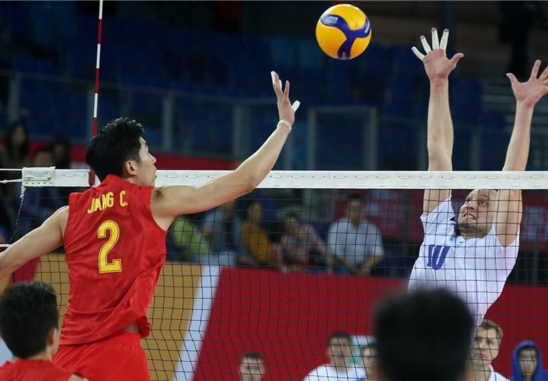 والیبال قهرمانی آسیا  چین، بازی برده را باخت/ ردهبندی کامل مرحله نخست