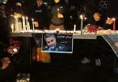 برگزاری مراسم یادبود سردار شهید سپهبد سلیمانی در منچستر