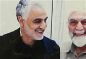 ماجرای آخرین عکس سردار سلیمانی با شهید همدانی چه بود؟ + عکس