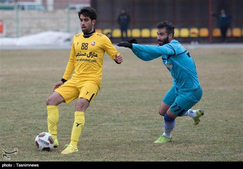 لیگ دسته یک فوتبال باشگاه های ایران| نود ارومیه در برابر سپیدرود رشت مغلوب شد