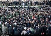 جانباختن 59 نفر در حادثه مراسم تشییع شهید سپهبد سلمانی در کرمان