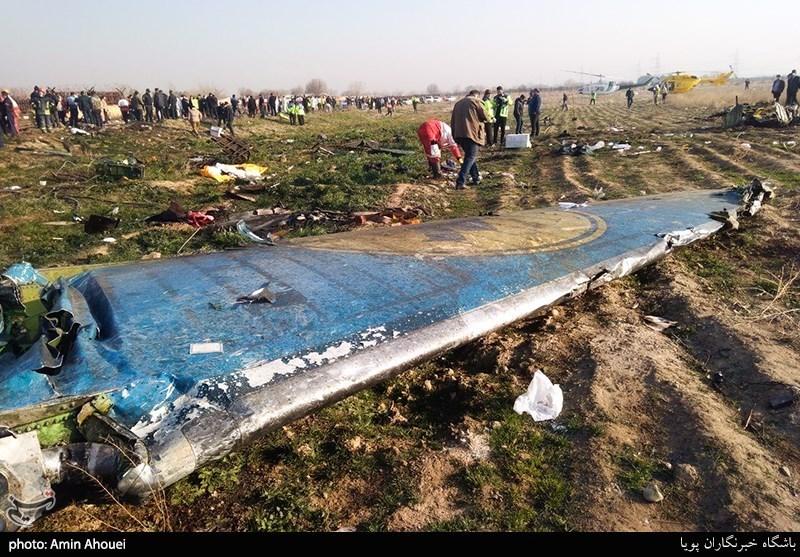 جعبه سیاه هواپیمای پرواز تهران-کییف به اوکراین منتقل میشود