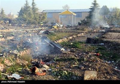 سقوط هواپیمای بوئینگ اوکراینی در جنوب تهران