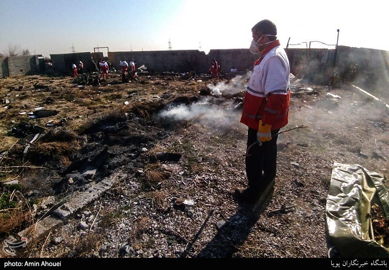 10 Individuals Indicted in Ukrainian Plane Crash Case: Former Prosecutor