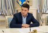 زلنسکی: اوکراین در معرض خطر ورشکستی و افول اقتصادی است