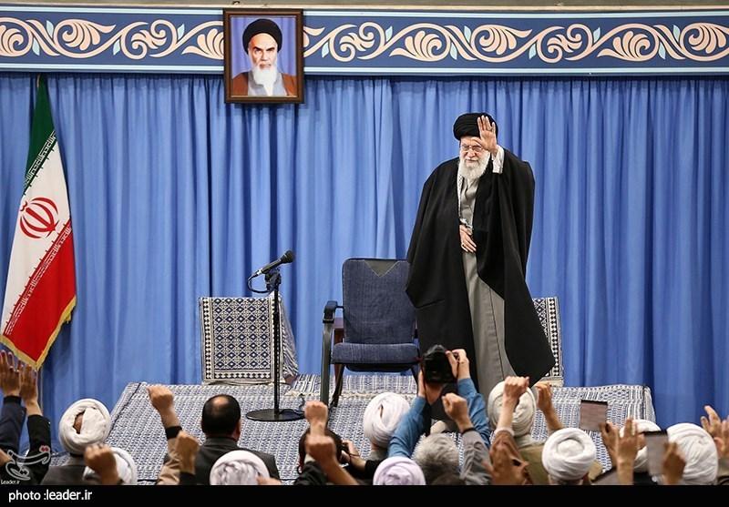 Ayatollah Khamenei: US' Corruptive Presence in Region Must End