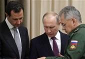 پیام سفر پوتین به دمشق