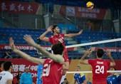 Iran Remains Unchanged at FIVB World Ranking
