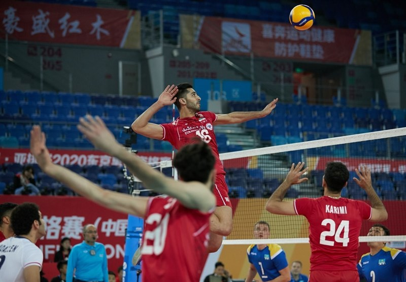 Iran Remains Unchanged at FIVB World Ranking