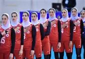 والیبال بانوان انتخابی المپیک|هتتریک شکست ملیپوشان ایران در شکست/ پایان کار شاگردان شعبانیان