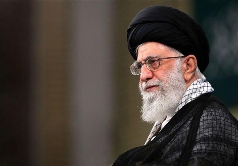 تعلیقاً على مظاهرات العراق.. الامام الخامنئی: شعوب المنطقة مشمئزة من أمریکا