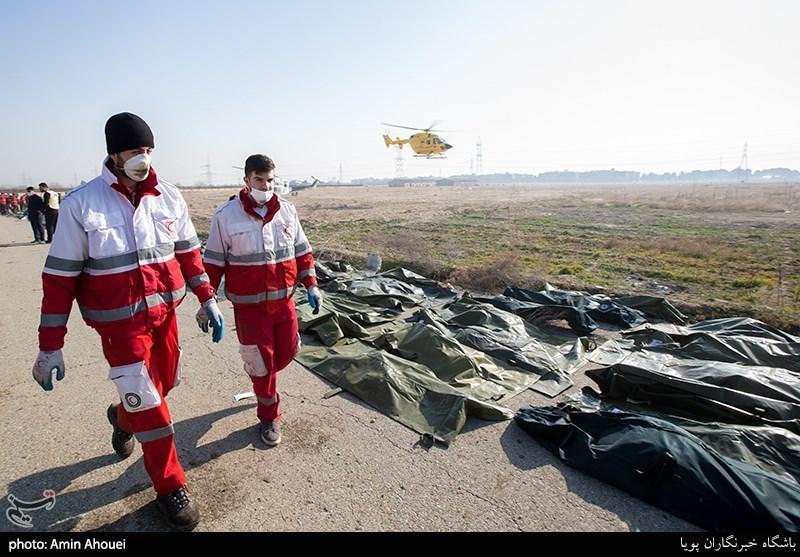 تعداد پیکرهای شناسایی شده سقوط هواپیما به 61 نفر رسید + اسامی
