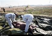 پیکر 100 جانباخته سقوط هواپیمای اوکراینی شناسایی شد + اسامی