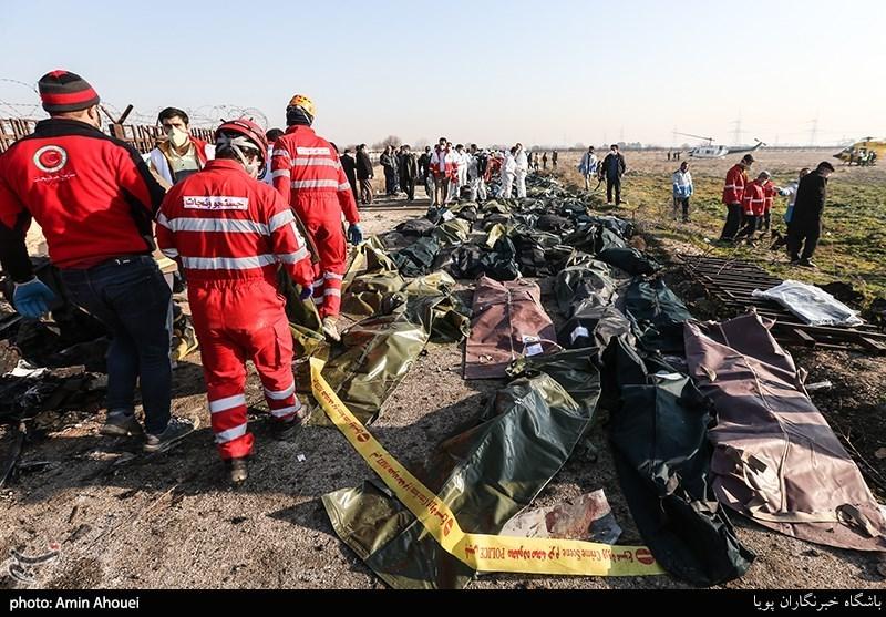 148 پیکر از قربانیان سقوط هواپیما شناسایی شد/ تحویل 57 جسد به خانوادهها + اسامی