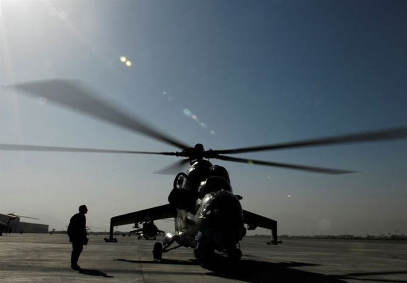 Two Killed in Military Helicopter Crash in Afghanistan