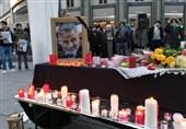 برگزاری مراسم یادبود سردار شهید سلیمانی در وین