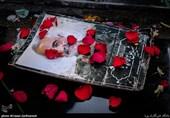 حال و هوای محل تدفین سپهبد شهید قاسم سلیمانی