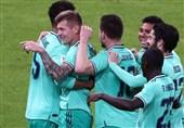 سوپرجام اسپانیا رئال مادرید با برتری آسان راهی فینال شد