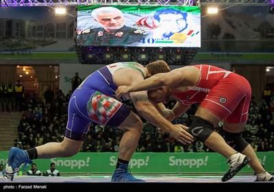 چهلمین دوره رقابت های بین المللی جام تختی