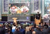 تهران| انتقام سخت تا پایان حضور استکبار جهانی در منطقه ادامه دارد