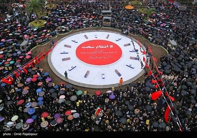 اجتماع بزرگ مردمی «سلیمانیها» بهمناسبت بزرگداشت سپهبد شهید حاج قاسم سلیمانی در رشت