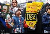ادای احترام کودکان خوزستانی به سردار دلها به روایت تصویر