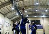 هشتمین پیروزی نماینده گرگان در لیگ برتر بسکتبال بانوان