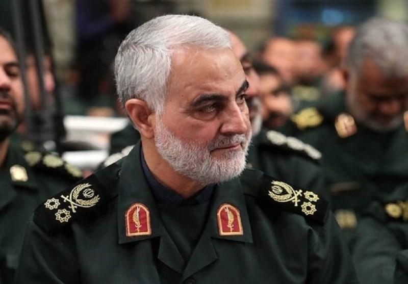 فرمانده یگان فاتحین: انتقام خون شهید سلیمانی با نابودی اسرائیل محقق میشود