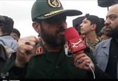 فرمانده سپاه سمنان: همدلی مردم برای مقابله با بحران کرونا تقویت شود