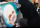 """جشنواره سرود مسجدیها ویژۀ سالگرد شهادت """"شهید سلیمانی"""""""