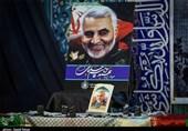 مراسم هفتمین روز شهادت سردار سلیمانی در بجنورد به روایت تصاویر