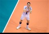 کاپیتان تیم ملی والیبال فرانسه: نمیدانم چطور بردیم!