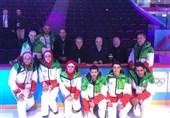 المپیک زمستانی جوانان| حضور سلطانیفر و صالحی امیری در افتتاحیه و دیدار با اعضای کاروان ایران