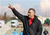 الهامی: زمین ورزشگاه یادگار امام جوابگوی فوتبالی که ما بازی میکنیم نیست/ میخواهم تا پایان جام حذفی برویم و جام قهرمانی را به تبریز بیاوریم