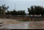 علت افزایش آب در خور شیلات چه بود؟ / آیا پای شهرداری در میان است؟ + فیلم