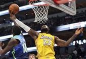 لیگ NBA| اسپانسر جدید لیکرز/ 100 میلیون دلار برای 16 سانتیمتر مربع! + عکس