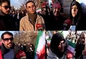 گزارش ویدئویی| راز محبوبیت سردار سلیمانی از نگاه مردم
