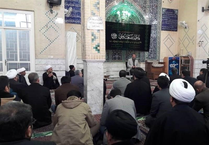 مراسم بزرگداشت شهید سلیمانی با حضور اصحاب رسانه استان قم برگزار شد