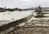 آخرین وضعیت محورهای مواصلاتی استان کرمان / سیلاب 2 جاده اصلی و یک محور فرعی را مسدود کرد