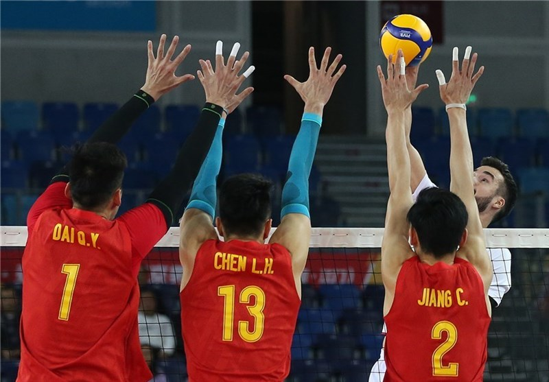 Iran Volleyball Taught Us Impressive Lesson, China Captain Says