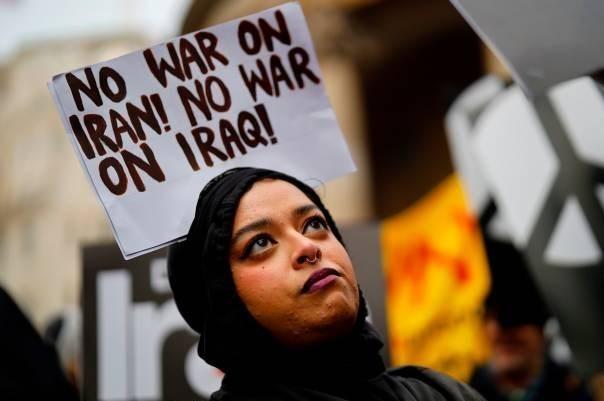 دونالد ترامپ , کشور انگلیس , کشور آمریکا , کشور عراق , جنگ ,