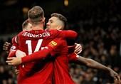 لیگ برتر انگلیس| لیورپول با شکست منچستریونایتد اختلاف را به 16 امتیاز رساند
