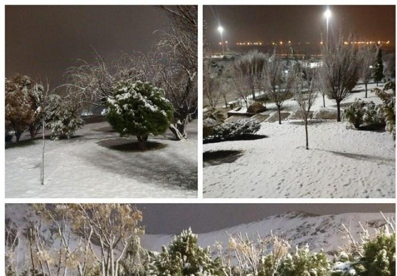 هواشناسی ایران98/10/22|بارشها دوباره از شمالغرب آغاز میشود/ کاهش محسوس دما تا 15 درجه
