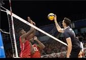 والیبال انتخابی المپیک  دومین پیروزی کانادا در ونکوور/ پورتوریکو مکزیک را شکست داد + عکس
