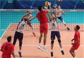 والیبال انتخابی المپیک  پرو مغلوب شیلی شد/ کلمبیا در صدر