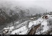 انسداد برخی از جادههای 3 استان به دلیل بارش