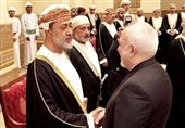 Iran's Zarif, Oman's New Sultan Meet in Muscat