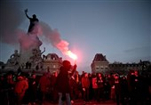 France Engulfed in Protests on 2nd Month of National Strike (+Video)